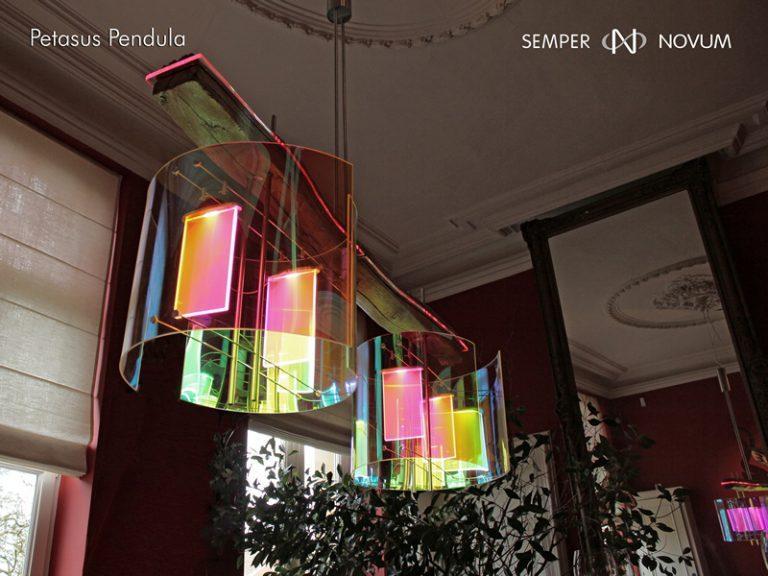 Zeer exclusieve hanglamp | Uniek lichtdesign