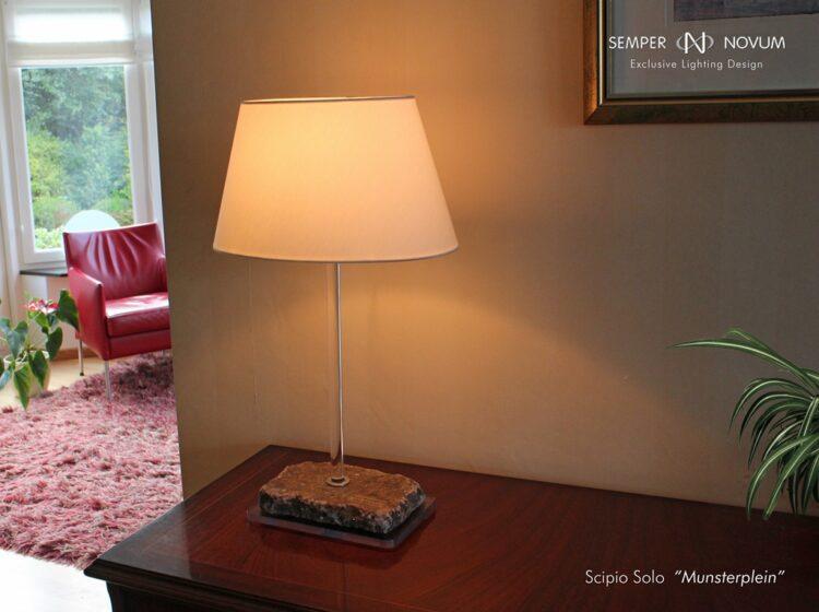 Tafellamp Scipio Solo Munsterplein